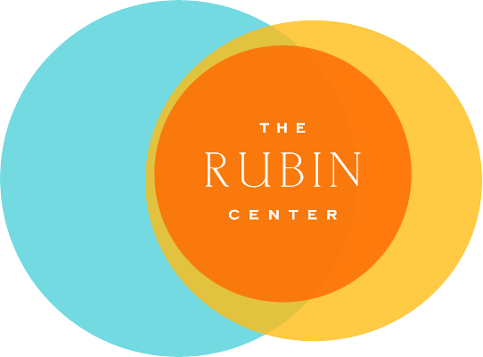 The Rubin Center Logo